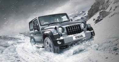 The all New Mahindra Thar 2020 Launches In India